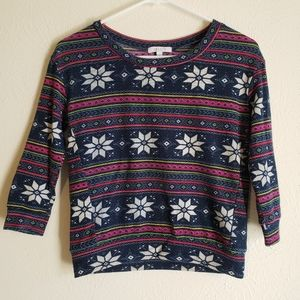 Holiday/Winter Top